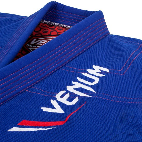 Кимоно Venum Elite Light BJJ Gi Blue& фото 6