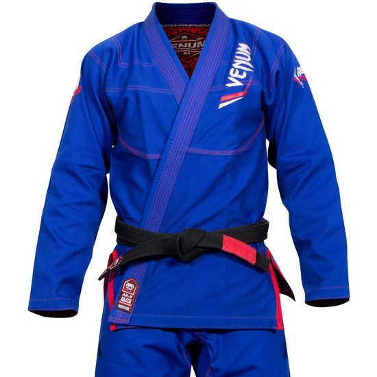 Кимоно Venum Elite Light BJJ Gi Blue&