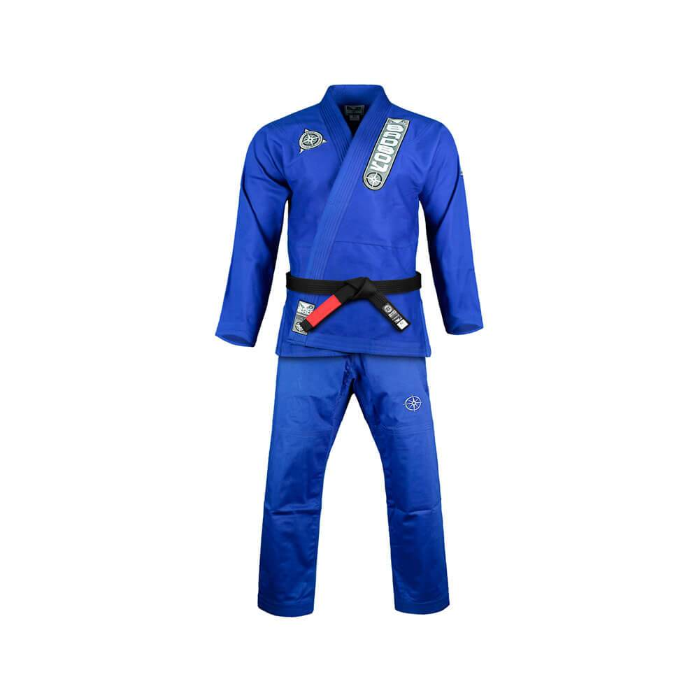 Кимоно Детское Bad Boy Training Series North South Youth BJJ Gi-Blue