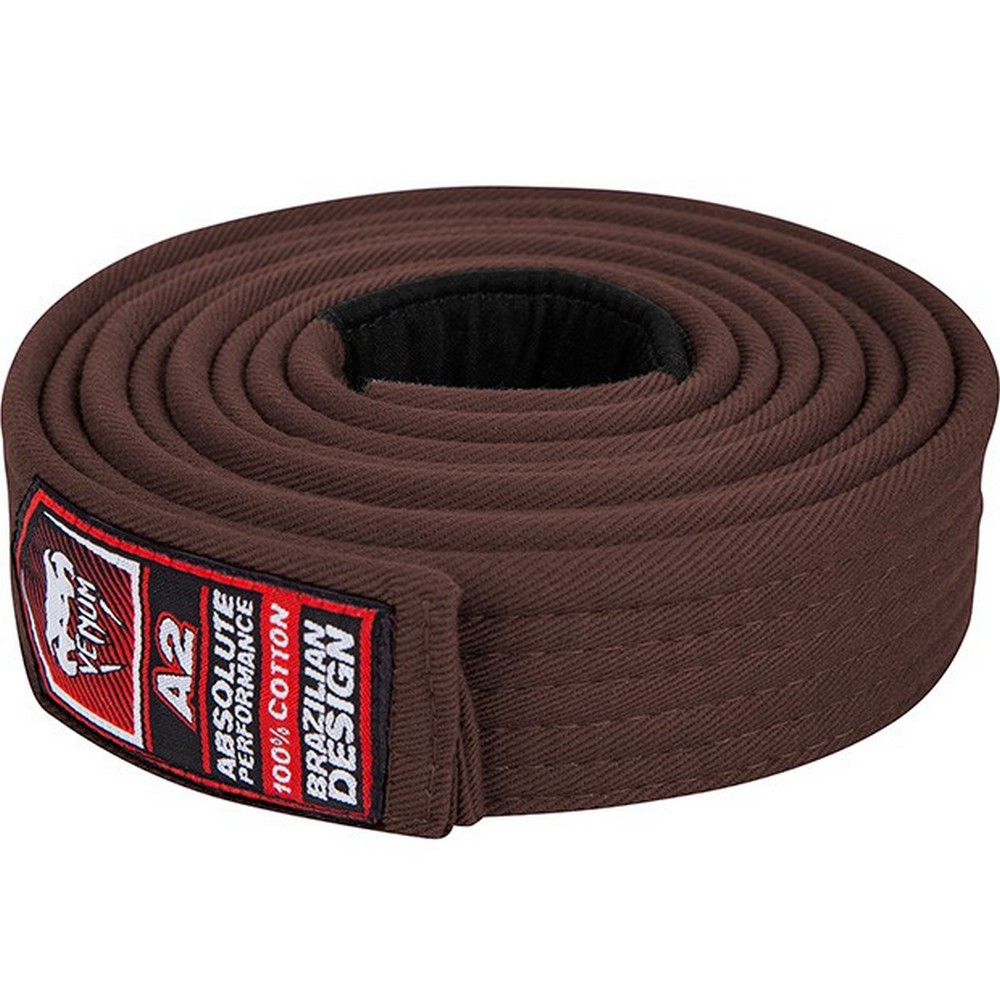 Пояс Venum BJJ Belt - Brown