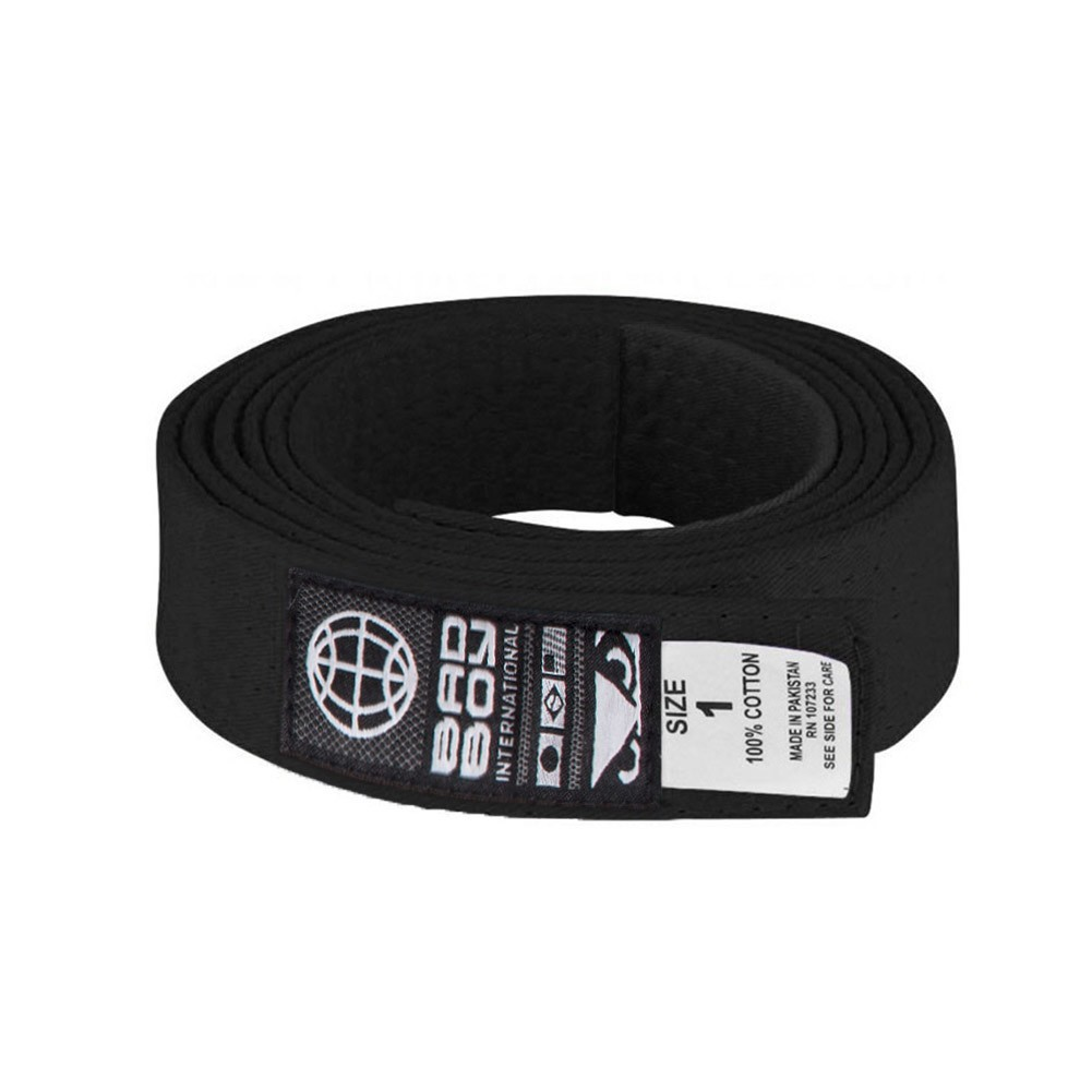 Пояс Bad Boy BJJ Belt - Black