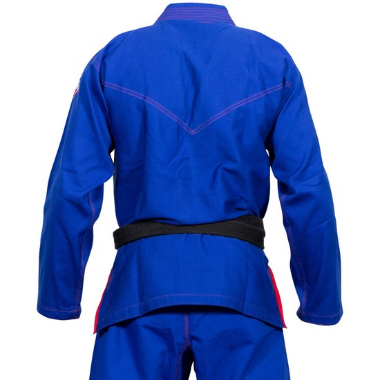Кимоно Venum Elite Light BJJ Gi Blue& фото 2